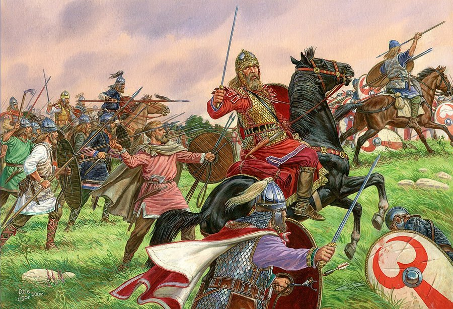 EMPEROR THEODOSIUS AND THE GOTHS | Weapons and Warfare