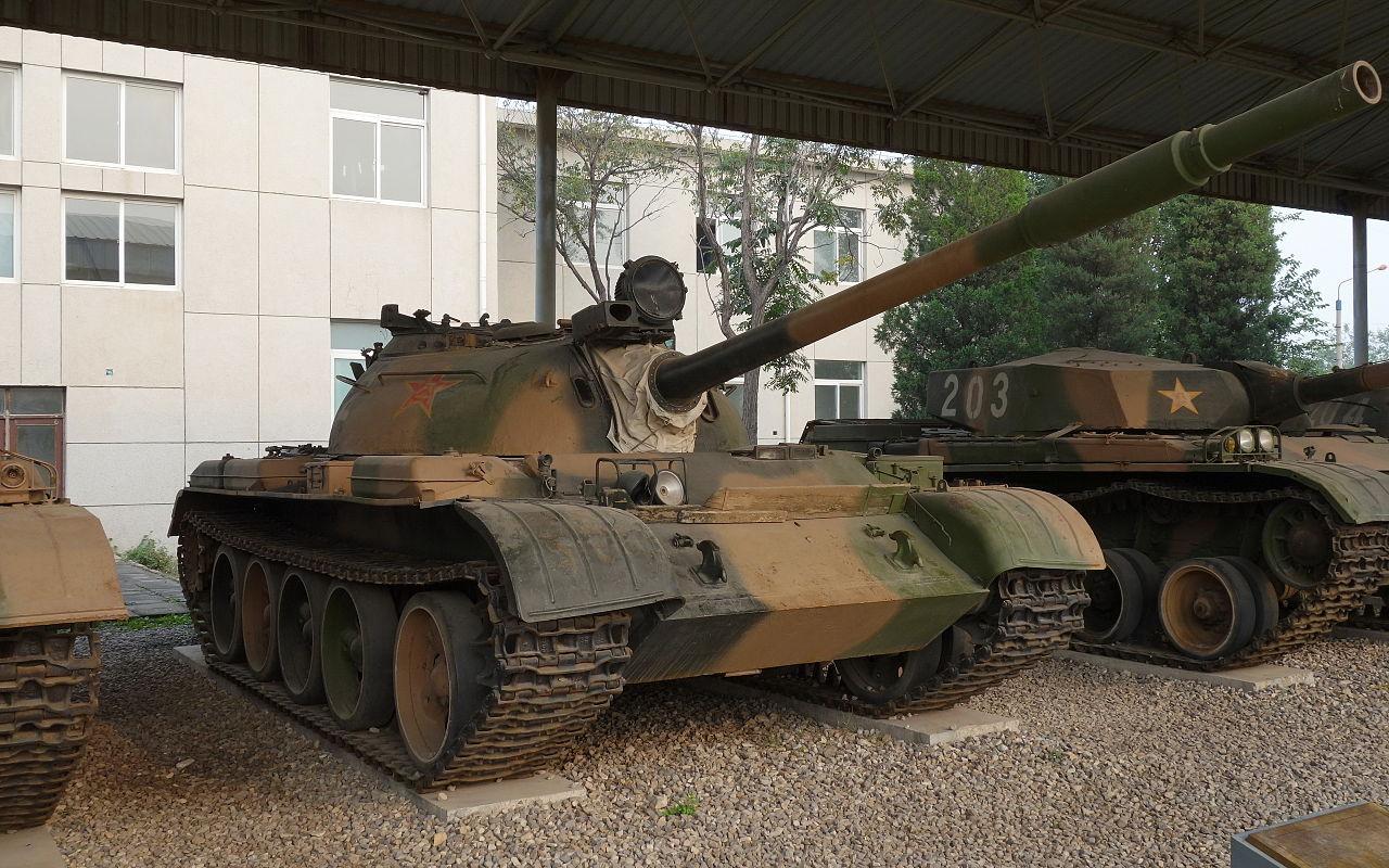 Type 69 Wz 121 Main Battle Tank: Weapons And Warfare