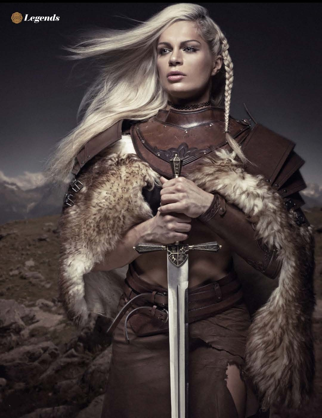 gender roles in viking society