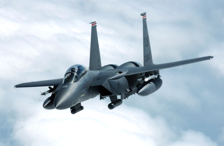 Mcdonnell douglas f 15 mini skirts Weapons And Warfare History And Hardware Of Warfare Page 497