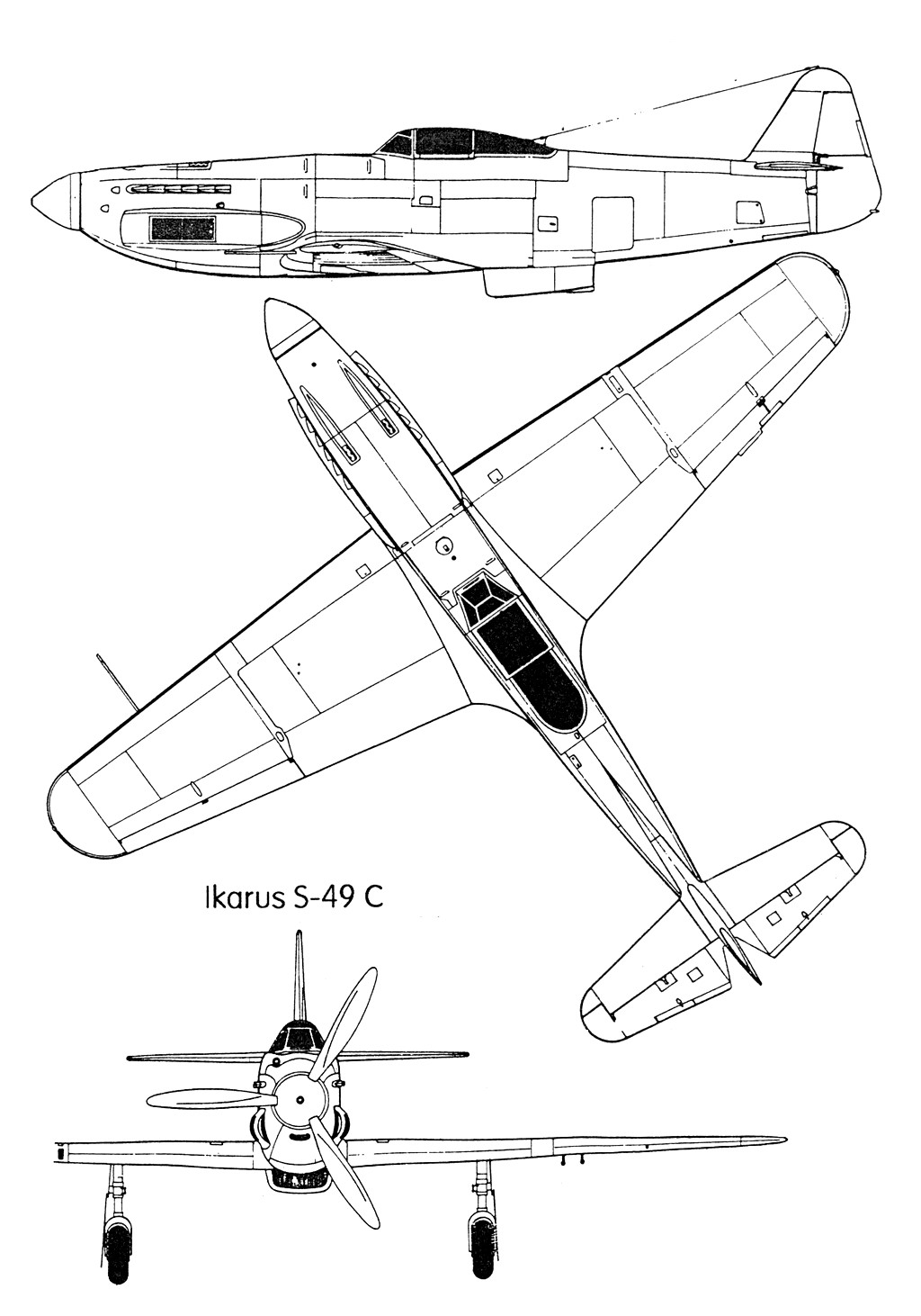 weapons and warfare history and hardware of warfare page 11 Interior 1955 Hudson the first postwar fighter to be designed in yugoslavia the s 49 was a development of the prewar ikarus ik 3 production of which had been halted by the
