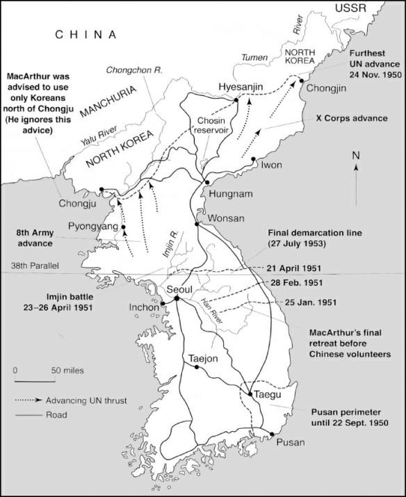 The Chinese Cross the Yalu | Weapons and Warfare