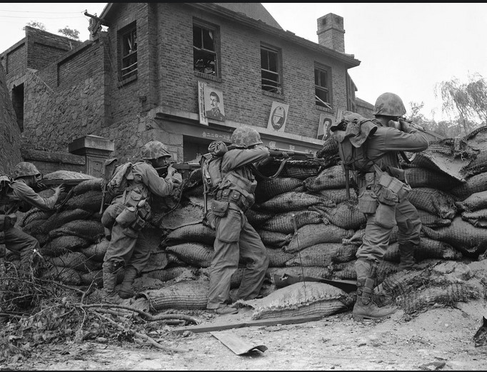 Seoul—September 1950 Part III   Weapons and Warfare