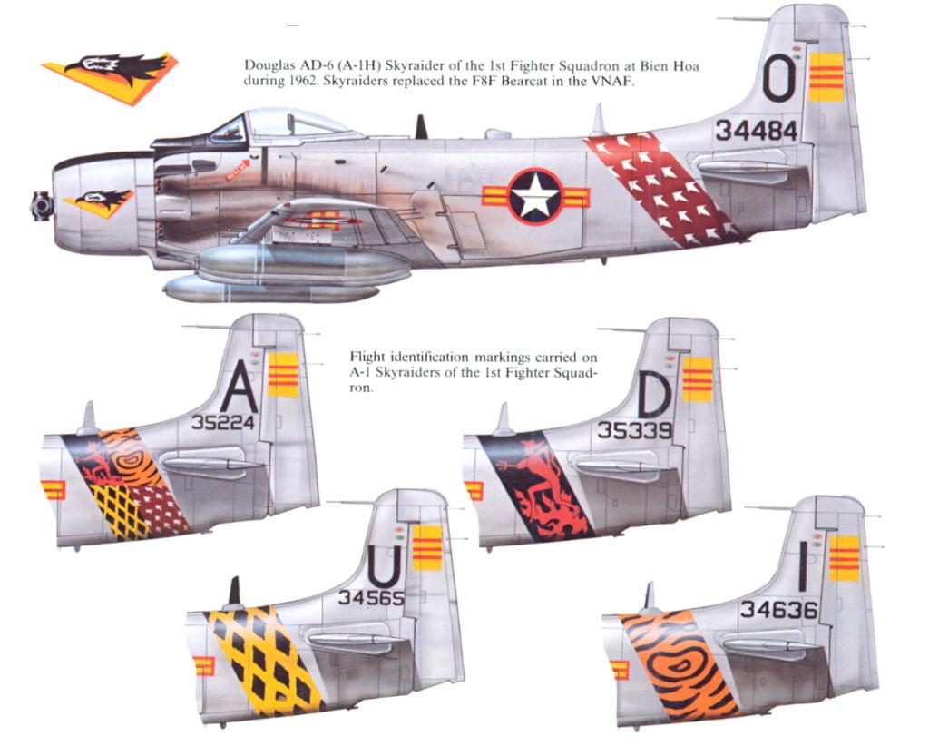 Обои war, Airplane, painting, attacker, aviation, bomber, Douglas A-1 Skyraider. Авиация foto 9