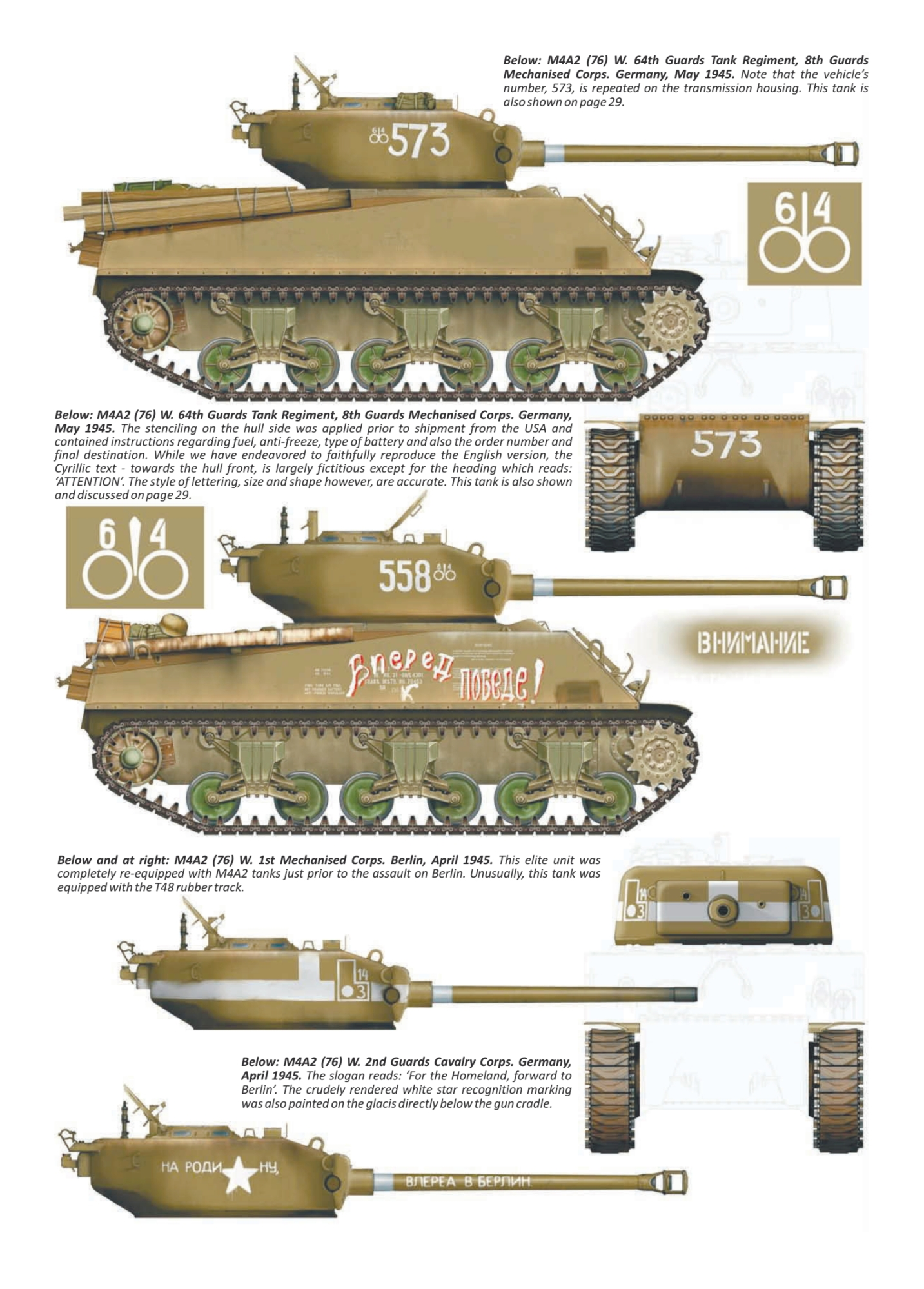 Red Army Shermans Of Wwii Part I Weapons And Warfare