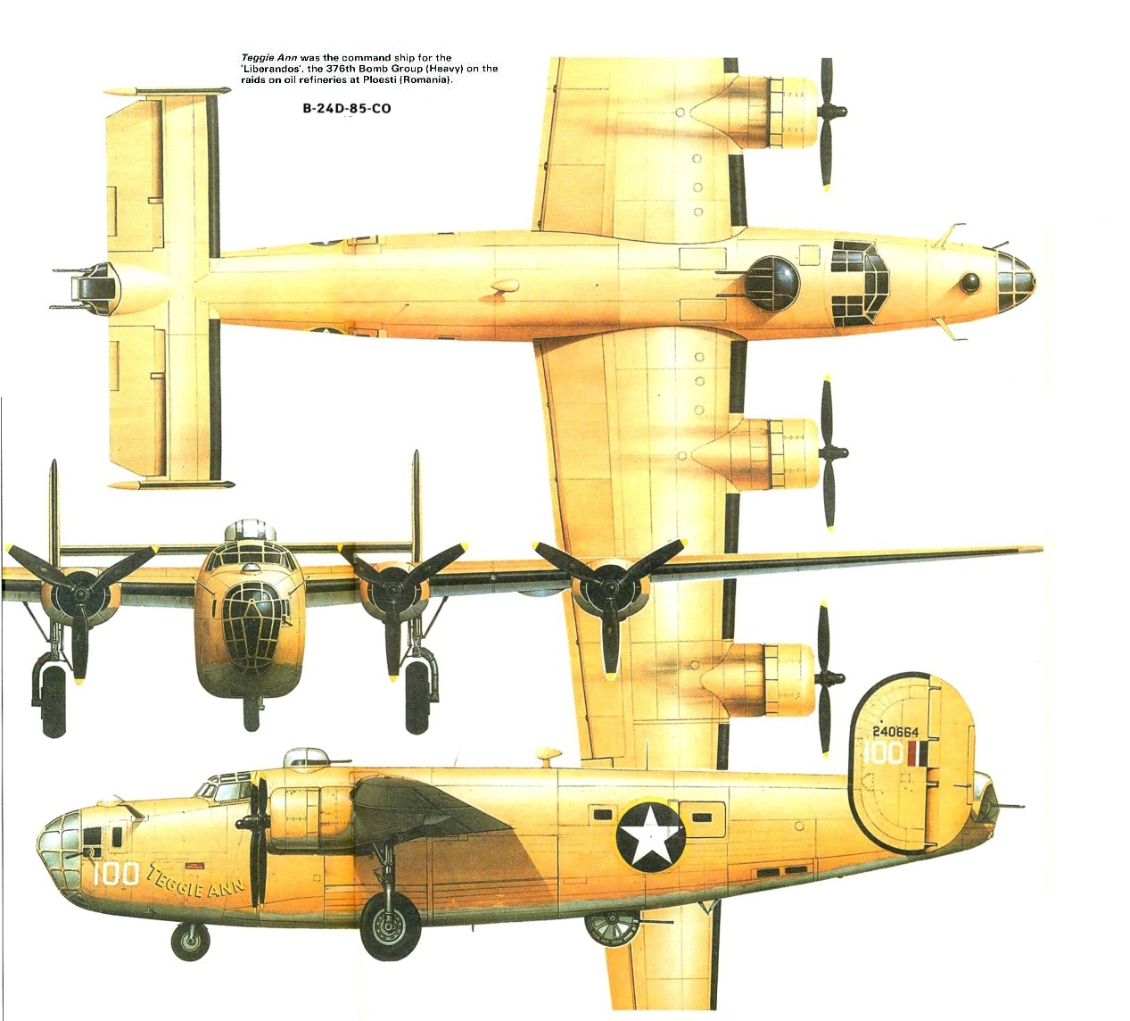 Consolidated B-24 Liberator Part I